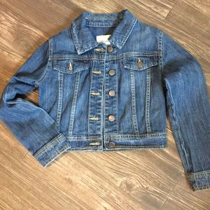 Girls Denim Jacket. Size 7/8